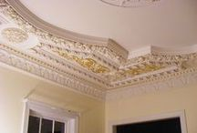 Traditional Decorative Details / Traditional mouldings, murals, artwork and more.