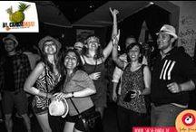 PARTY- Ay Carambass - Electrosalsa / Tolle Party von Guacamayo Tropical und Ay, Carambass. Eine fantastische Mischung aus ElectroSALSA, CUMBIA, MERENGUE und karibischen Rhythmen hat uns zum tanzen gebracht! @4rooms Leipzig