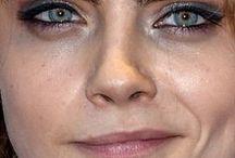 Celebrity close up