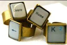 Jewellery: Repurposed