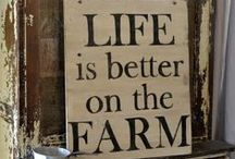 Our Farm / Found, fabricated & fixed.; vintage & retro.