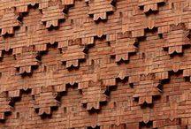 bricks terracotta