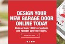 Garage Door Designer / Unsure on what type of garage door you want? Take a look at our garage door designer over on our website...