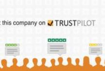 Reviews / Check out our customer reviews on our website and Trust Pilot.