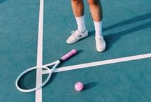 TENNIS IMAGERY / Pictures and photography inspired by Tennis