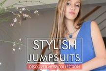 Jumpsuits&Playsuits /  We have a fantastic selection of jumpsuits for women here at the Stylati online boutique.#stylatifashion#jumpsuits#fashion#style