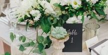 Spring Wedding / Spring is peak wedding season. Get inspired to make your wedding unique with spring wedding photography and pastel Zola registry gifts!