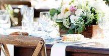 Summer Wedding / Getting married this summer? Feel that summertime feeling with these summer-inspired images and Zola Registry products!