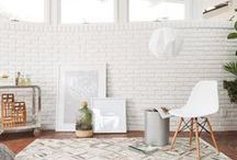 San Francisco Newlywed Home / Curated Zola Registry products for newlyweds in the Bay Area!
