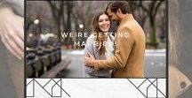 Wedding Website Designs / Choose from our gorgeous (and free!) wedding website designs!