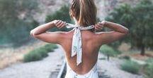 VERANO 2018 / Bikinis, bañadores y body para verano 2018. Moda de mujer + Inspiración. #summer #looks