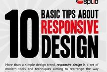 Mobile, responsive design