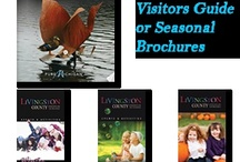 Visitors Guide and Seasonal Brochure / by Livingston County Convention Visitors Bureau
