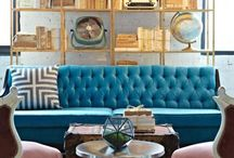 Interior Design Ideas / by Alexis Carreno