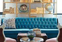 Interior Design Ideas / by Alexis Carreno