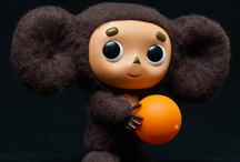 Just fun Cheburashka memories for fam