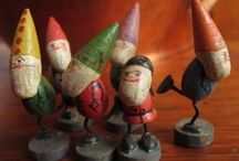 THEMES - GNOMES / by Cheryl Swenson