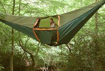 Camping & backpacking / by Kristin Lalama
