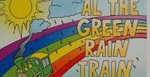 40 Shades of a Rainbow / 40 plus shades of a Rainbow