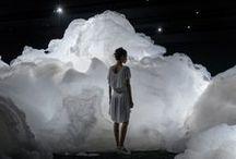 make room for art / installations
