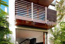 Alexandria residence / A new build terrace in Alexandria.