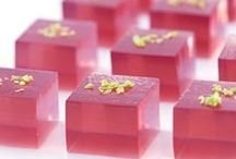 Food art / Culinary inspiration #jellies #bompass and parr #gin