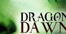 Dragon Dawn / Book One of the Dinosaurian Time Travel Series - Now Available on Amazon!