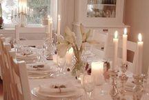 De jolies tables