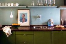 Inspiration & Ideas - Kitchen