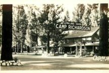 All About Our Historic Resort: Camp Richardson / Spectacular lakeside resort located in South Lake Tahoe, California, offering lakeside lodging, full-service marina during the summer months, cross country ski resort during the winter, and beachside dining year round. Rich in history, this resort has been a favorite for many generations. / by Camp Richardson Historic Resort & Marina