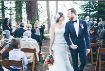 Classic, rustic, lakeside weddings at Camp Richardson / Let us host your family and friends at our rustic and historic resort. Say your vows next to a roaring fireplace in our Hotel Great Room or on the shores of Lake Tahoe, amongst the towering pines. Celebrate your nuptials in our romantic boathouse. / by Camp Richardson Historic Resort & Marina