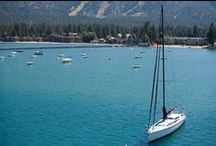 Camp Richardson Marina / Boat rentals, kayaks, Waverunners, SUPs, cruises to Emerald Bay aboard the Rum Runner, paddleboats, and more. Everything you need to enjoy the lake! / by Camp Richardson Historic Resort & Marina