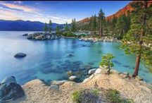 Lake Tahoe. The Perfect Vacation Spot. / Surrounded by majestic Sierra Nevada mountains, Lake Tahoe is a picturesque alpine setting, where year-round activities abound. Camp Richardson Historic Resort, located on the south shore, has provided fun in the Tahoe region for generations. Lake Tahoe is the perfect destination to plan your vacation, wedding, honeymoon, or special event. / by Camp Richardson Historic Resort & Marina