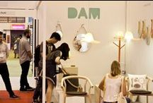 100% Design London 2014 / DAM at 100% Design London. Meet us at Stand L6 Earls Court London from 17 to 20 September!