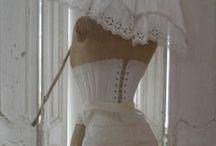 Mannequins, Corsets et accessoires....