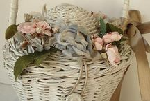 Baskets / Natural storage  / by Little Makes by Julie Butler