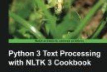 NLTK / Natural language toolkit of python