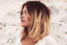 Inspiration   Medium Length hair