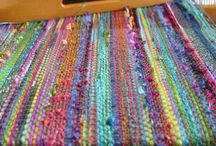Weaving and macrame / Craft and colours