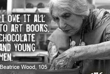 Women - inspiration / Inspiration 50+ , role models