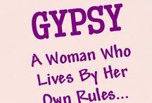 Gypsy....all the way