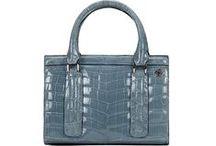STALVEY - Women's Tote Bags / Luxury Alligator Tote Bags