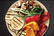 Summer BBQ Inspiration / Get inspired by mouth watering meals from the grill.