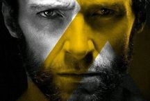 Wolverine/X-Men / She makes a board about X-Men, pins only Wolverine photos.