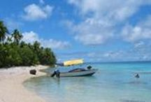 Fakarava - The Island of Dreams / Fakarava is among the least explored of the Tuamotu Atolls, allowing visitors to experience the pristine beauty of Polynesia the way early explorers once did. Fakarava has been designated as a UNESCO Biosphere Reserve for the preservation of rare species.