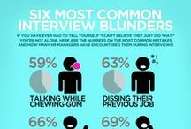 Job Seeker Tips! / This Pinterest board is dedicated to offering job seeker interview tips, articles & other valuable info to help you find and score that next great job!