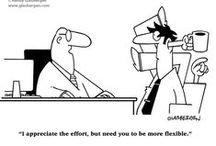 Cartoons 4 Your Workday! / Been a stressful day? Here's some silliness to bring a smile to your face, and some pep in your step!