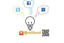 QuickSocial App