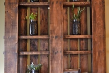 "PALLET IDEAS: Re-using old Pallets! / PALLETS: Re-using old pallets (furniture & gardening) If you use the board, please click on the ""Like"" button. (above) Thanks, Ken Dunn - Dunway Enterprises - http://dunway.info/pallets/index.html / by Ken Dunn - Dunway Enterprises"