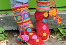 Crochet & knitting creations  / Crochet & knitting creations ,hints, tips & patterns